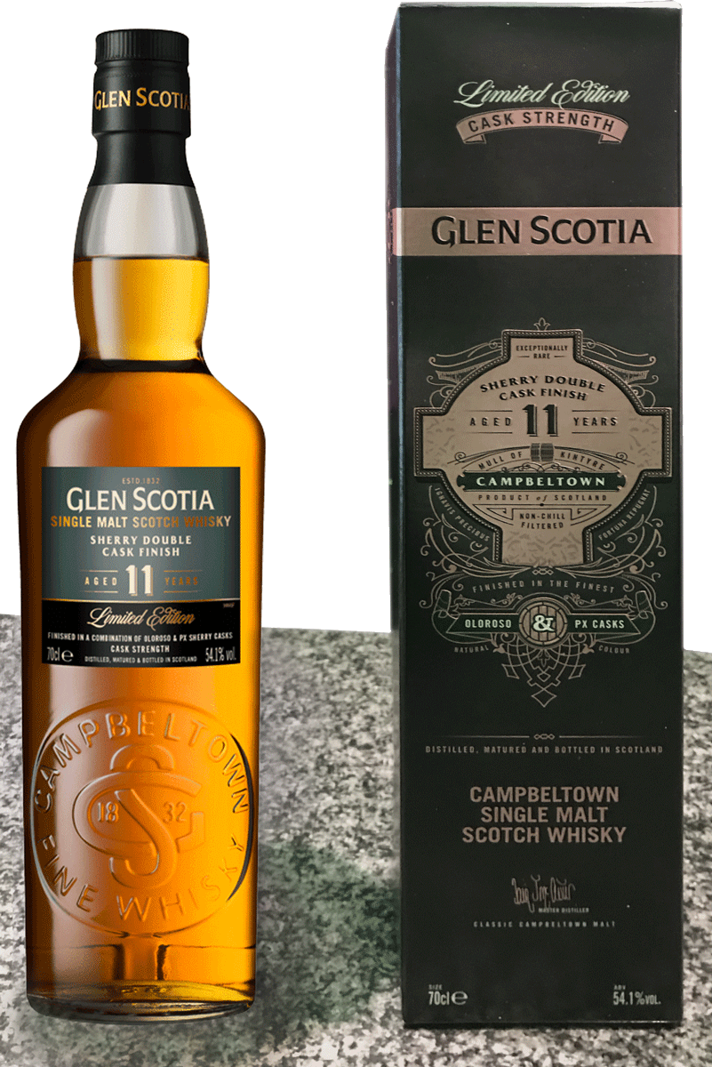 Glen Scotia 11 years Limited Edition