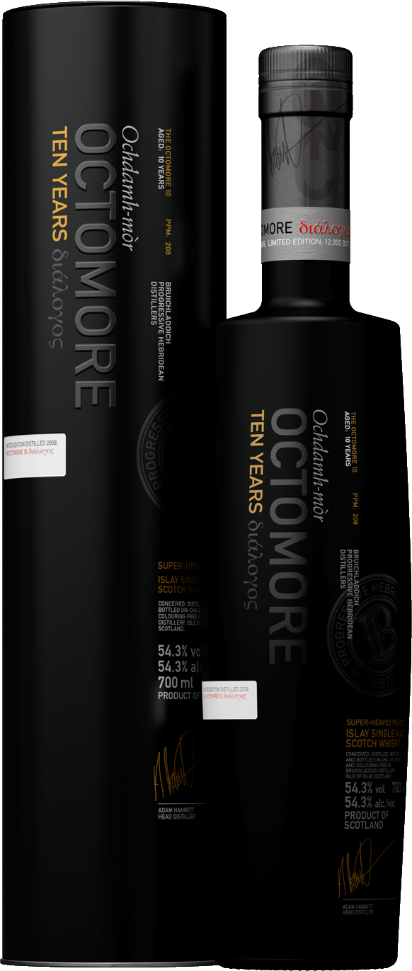 Octomore 10 Years
